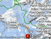 Map: Climbing and mountaineering