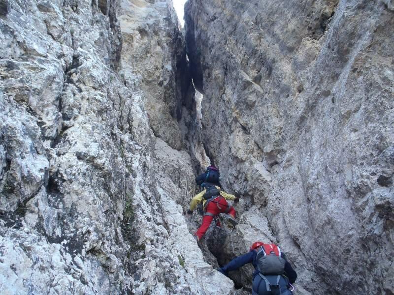 Klettersteig Schwierigkeitsgrad : Klamml klettersteig kaisergebirge tourentipp