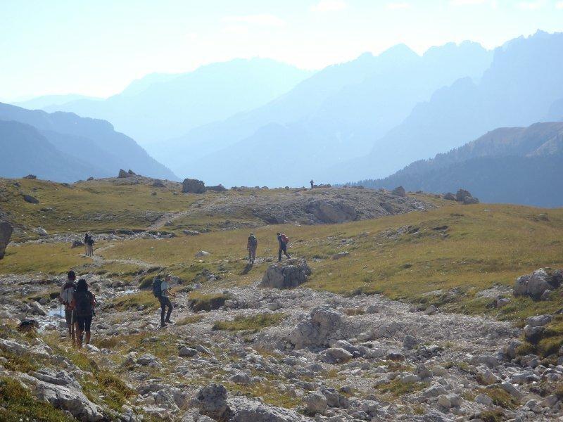 Klettersteig Pößnecker : Pößnecker klettersteig gröden dolomiten südtirol