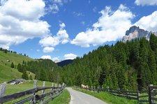 Wanderung St. Ulrich Jendertal Saltria
