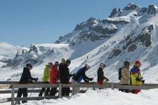 Wintersport -> Sella Ronda 2011