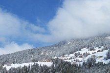St. Jakob Winter Ortisei S. Giacomo inverno