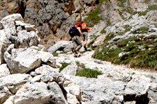 Bergsteigen Gruppentouren