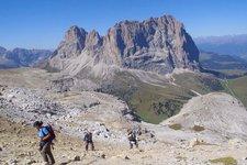 Poessnecker Klettersteig Groeden