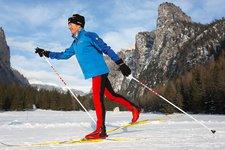 Skilanglauf langlaufen sci fondo