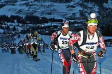 sella ronda skimarathon 2009