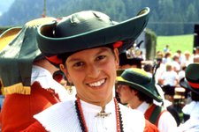 Grödner Tracht, Frau 2011
