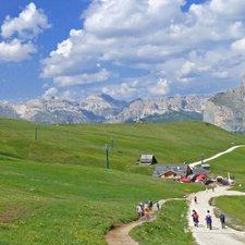 Dolomiten Wandertage