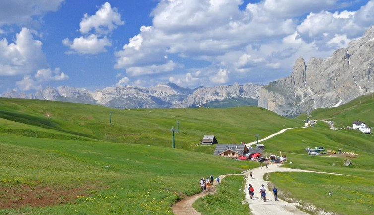 Walking days in the Dolomites, Foto: AT, © Peer