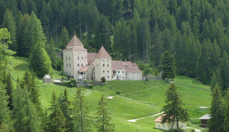 Fischburg - Gröden, Dolomiten, Südtirol
