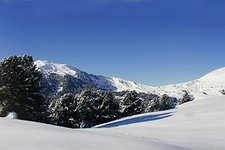 Col Raiser im Winter